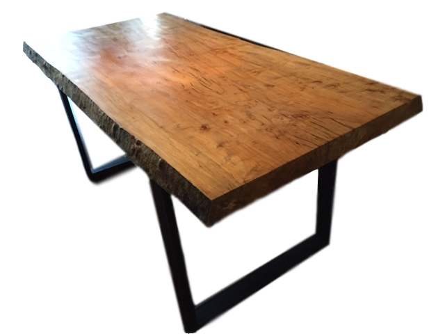 Fws Furniture Live Edge Slab Tables Firewood Solutions And Live Edge